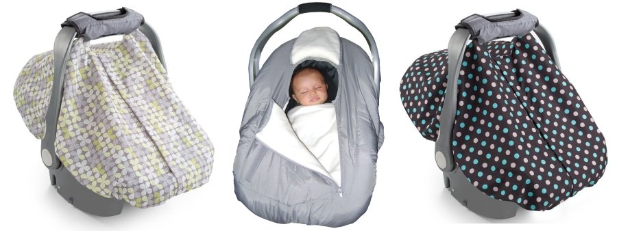 Infant Safety Seat Covers